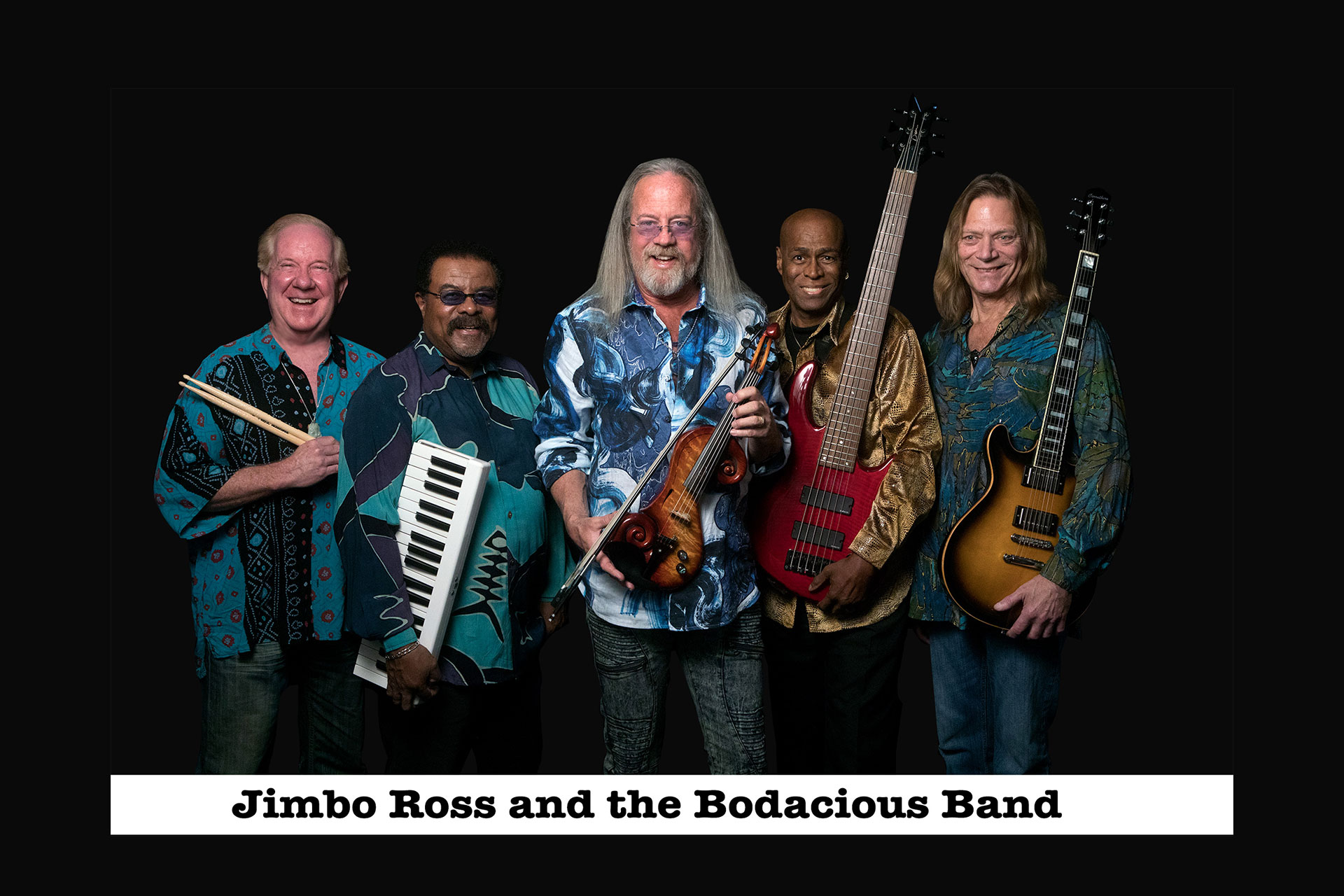 Jimbo Ross and the Bodacious Band